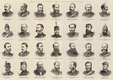 Commanding Officers of Scottish Volunteers