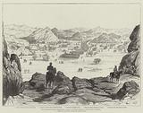 The Khartoum Relief Expedition, Arrival of First Column at the Wells of Gakdul
