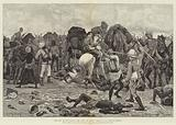 The War in the Soudan, the Fight of Sunday, 22 March, at McNeill's Zereba