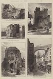 Sketches of Newcastle-upon-Tyne