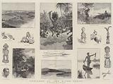 Sketches on the River Congo