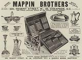 Advertisement, Mappin Brothers