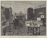The late Mr James Russell Lowell in his Study