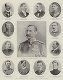 The Transvaal War, Officers killed and wounded