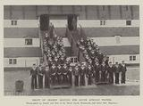 Draft of Seamen leaving for South African Waters
