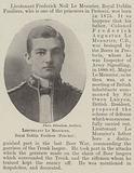 Lieutenant Le Mesurier, Royal Dublin Fusiliers (Prisoner)