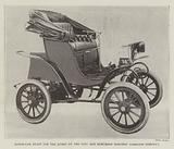 Motor-Car built for the Queen by the City and Suburban Electric Carriage Company