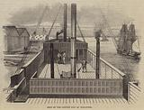 Deck of the Convict Ship at Woolwich