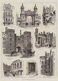 Bits of Old London, Lincoln's Inn