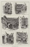 Bits of Old London, Old Inns