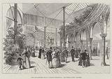The Manchester Royal Jubilee Exhibition, the Terra-Cotta Arcades