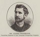 Mr Alfred Woodhouse, Consulting Engineer of the Transvaal Prospecting Company