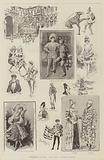 """The Christmas Pantomimes, """"Puss in Boots,"""" at Drury-Lane Theatre"""