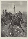 Armies of the Continent, Prussian Uhlans of the Guard on Reconnaissance Duty