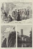 Funeral of the German Emperor Frederick III