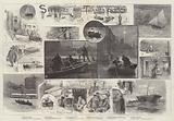 Sketches of the Thames Police