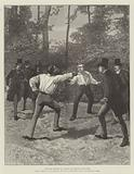 The Duel between M Floquet and General Boulanger