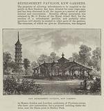 New Refreshment Pavilion, Kew Gardens