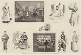 Hospital Life, Sketches at the London Hospital, Whitechapel