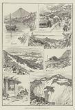 Ascent of Fujiyama, the Sacred Mountain of Japan