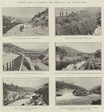 River-Bed Mining in California, the Golden Gate Mine, Feather River