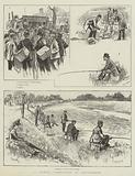 A Fishing Competition in Lincolnshire