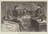 An Opium Den at the East End of London
