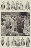The Duchess of Devonshire's Historical Costume Ball
