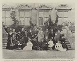 Group taken on the Occasion of the Golden Wedding of Sir Spencer and Lady Ponsonby-Fane …