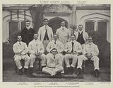 The University Boat-Race, the Cambridge Crew, the Favourites