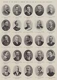 Members of the House of Commons who did not sit in the Last Parliament