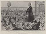 The New Prime Minister's First Public Address, Mr Balfour at the Fulham Mass Meeting, 19 July