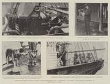 "The Return of Lieutenant Peary's Polar Expedition, the ""Windward"" at Sydney, Cape Breton, 18 September"