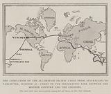 The Completion of the All-British Pacific Cable from Australasia to Vancouver, 31 October …