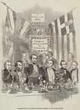 Hellenic Festival to Kalergi, the Greek Patriot, at the London Tavern