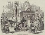 London Street Music, the Monster Organ