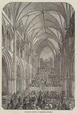 The Musical Festival in Worcester Cathedral