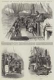 Scenes on Board an Australian Emigrant Ship