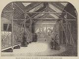 The New Reptile House, in the Gardens of the Zoological Society, Regent's-Park
