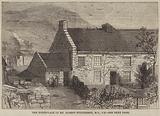 The Birthplace of Mr Robert Stephenson, MP, CE