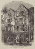 Old Houses, Moorfields