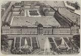 The New Gardens and Palace of the Tuileries, and the New and Old Louvre