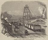 Tyldesley Colliery, Scene of the late Explosion