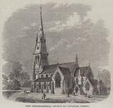 New Congregational Church at Lewisham, Surrey