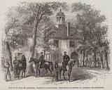 The Civil War in America, Fairfax Courthouse, the Head-Quarters of General Beauregard