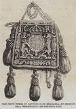 The Privy Purse of Catherine of Braganza, at Sizergh Hall, Westmorland