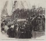 Departure of 800 Nonconformists from London, on Thursday Week, for the New Colony of Albertland …