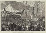 Inauguration of the Stonewall Jackson Statue at Richmond, Virginia