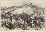 The War in the Herzegovina, Storming of the Fortress of Palanka by the Insurgents