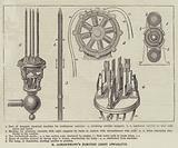 M Jablochkoff's Electric Light Apparatus